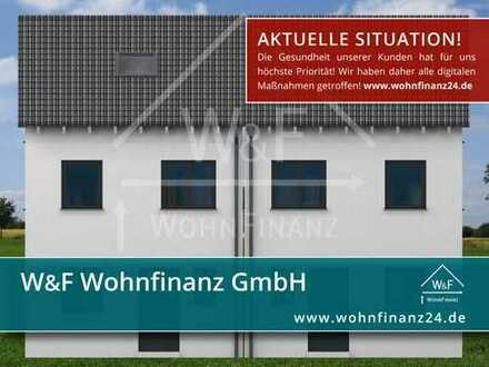 Schlüsselfertige Doppelhaushälfte mit Terrasse und Garten in unverbaubarer Feldrandlage!