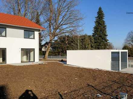 Erstbezug Neubau Doppelhaushälfte 1 A+ in Toplage von Icking!