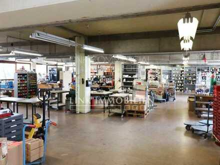 Perfekt: Produktion, Lager, Fabrikationsgebäude auf 2 Etagen