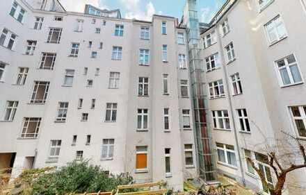 Wunderschöne Altbau 2 Zimmer-Citywohnung im beliebten Charlottenburg