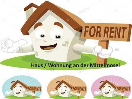 Schönes Haus mit vier Zimmern in Bernkastel-Wittlich (Kreis), Kröv