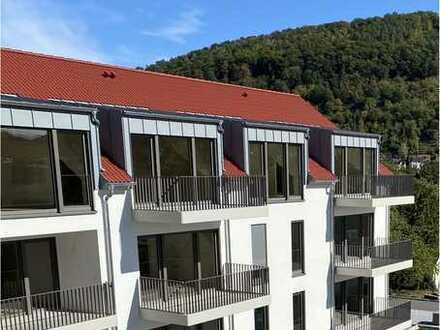Neubauprojekt! Wohnen in herrlicher Mainlage - Südbalkon, Top-Ausstattung mit Küche, barrierefrei!
