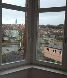 3-Raum-Wohnung mit tollem Ausblick im Zentrum der Stadt