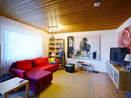 2 Zimmer-Erdgeschosswohnung mit Garten zur Kapitalanlage