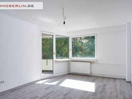 IMMOBERLIN: Sehr gepflegte vermietete Wohnung mit ruhiger Loggia in gefragter Lage