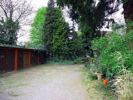 Hinterhaus, ruhig mit Blick ins grüne zur freien Gestaltung