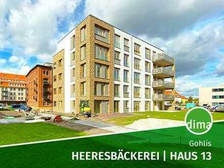 ERSTBEZUG   NEUBAU   Heeresbäckerei   Haus 13   große Terrasse   2 Bäder   HWR   Tiefgarage   Keller