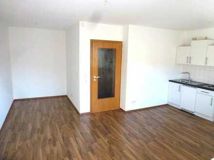 1 Zimmer-Apartment mit Balkon/Garage in ruhiger Wohnlage