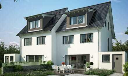 Hochwertigen Doppelhaushälften in Frankfurt-Harheim