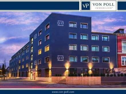 Helles Apartment in Bestlage inklusive Strom und Internet
