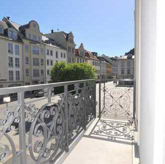 105 m² 3 Zimmer WHG - 2 Balkone *außergewöhnlich & modern * Altstadtblick -Lift -FBH- gr. Bad m. Fe.