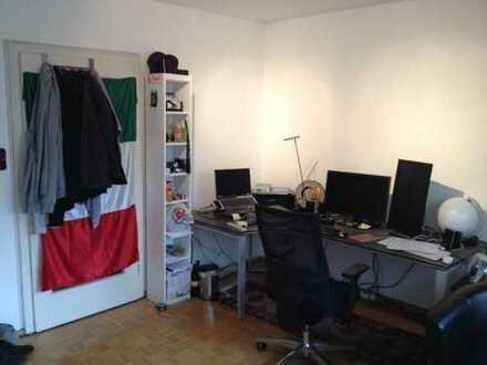 22qm Zimmer in netter WG in Innenstadt