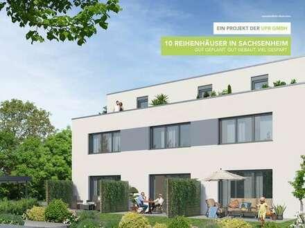 RMH, mit viel Platz für die ganze Familie, inkl. Garten und einer sonnigen Dachterrasse
