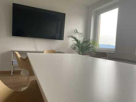 Moderne Büroräume inkl. Küche und Konferenzraum