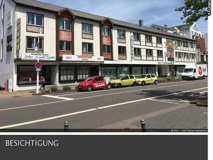 gepflegte Büro- und Ladenfläche in zentraler Lage im Talzentrum in Homburg-Saar