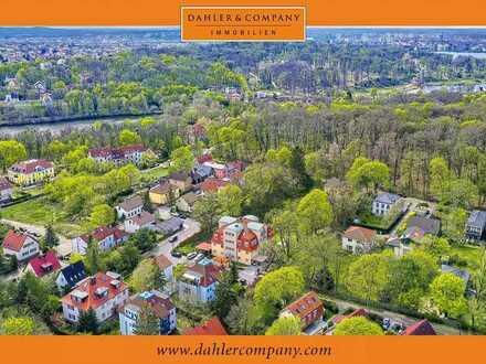 Wunderschönes Haus im Haus 4.OG/DG (auch teilbar) mit ca. 387 m² Wfl. in Wald- und Wassernähe