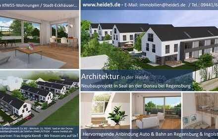 Schönes Appartement mit Garten und Terrasse - Neubau