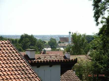 Gartenwohnung, 66 qm am Südhang: Friedberg-Stätzling