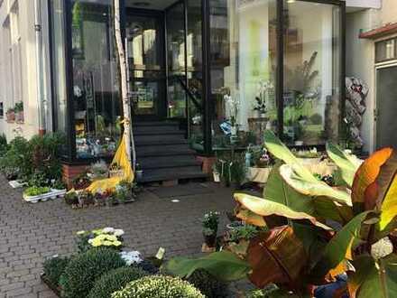 Pächter für Blumengeschäft in der Stadtmitte von Alzey