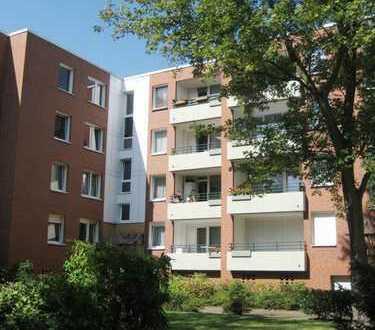 Schöne Aufteilung: 3-Zimmerwohnung mit Balkon