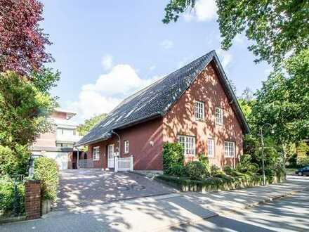 Maisonette- Wohnung in Bremen-St. Magnus zu vermieten.