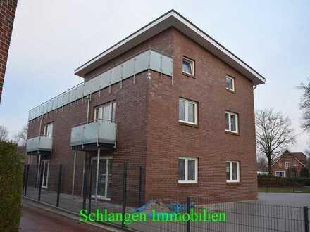 Objekt Nr: 00/675 Erstbezug - Schöne Erdgeschosswohnung mit Terrasse in Barßel / OT Harkebrügge