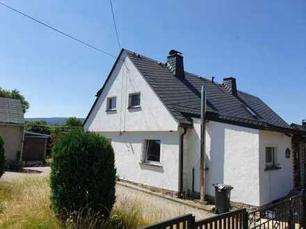 Doppelhaushälfte in ruhiger Lage von Eibenstock