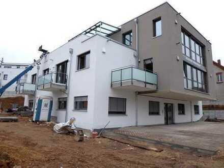 Erstbezug - Hochwertige 2-Zimmer-Neubauwohnung mit 2 Balkonen in hervorragender Lage