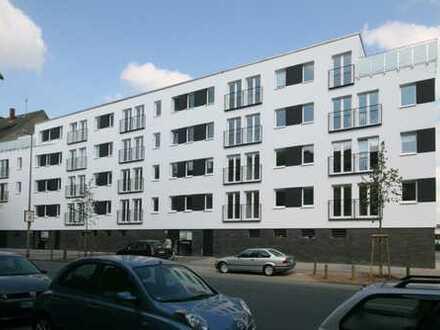 Chices 1-Zimmer-Appartment mit Balkon und Einbauküche in Münster