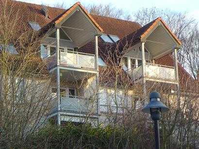 3-Zimmer-Wohnung mit Balkon und EBK in Lörrach