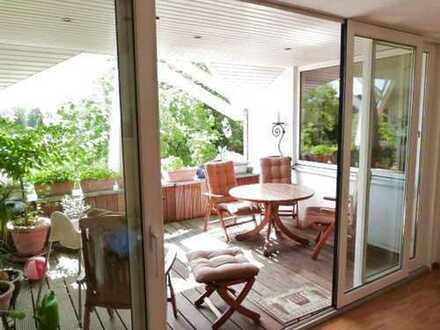 RUDNICK bietet HOCHWERTIG: Großzügige Wohnung mit DACHTERRASSE in Wunstorf
