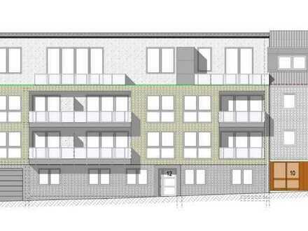 Großzügige ETW im Staffelgeschoss mit zwei Dachterrassen - Nähe Stadtgarten und Innenstadt!
