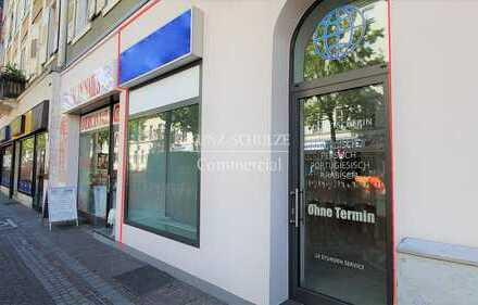 Büro mit Schaufenster auf der Kaiserstraße zu mieten - das ideale Vertriebsbüro!