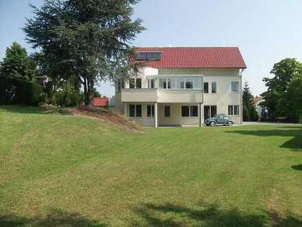 Villa mit 58 Ar Parkgrundstück zum Arbeiten und/oder Wohnen
