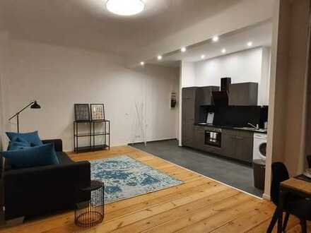 Möblierte Wohnung in Alt-Moabit / Furnished apartment in Alt-Moabit