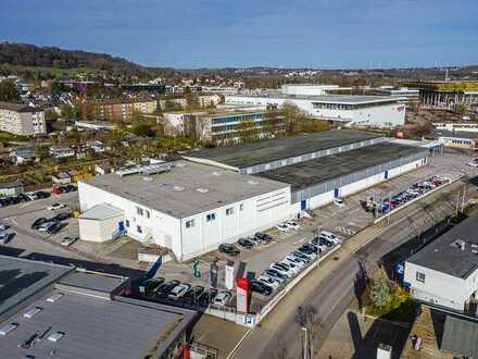 Ehemaliger Großmarkt -zentrumsnah- als Logistik- oder Verkaufsflächen zu vermieten