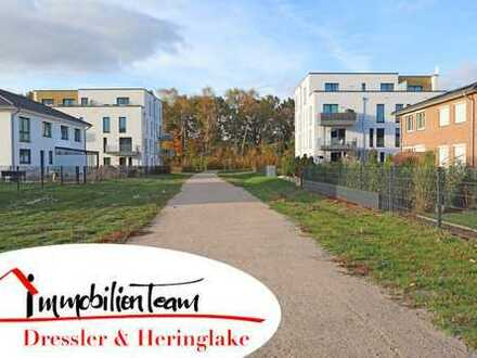 PARKSTADT EGGERSTEDT - 3 Zi.-Whg. in Pinneberger Neubaugebiet ... hier wohnen Sie gut!
