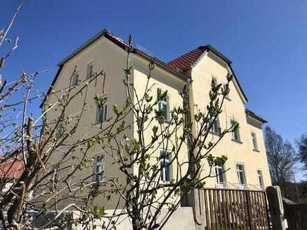 Eine Doppelhaushälfte zum Wohlfühlen + ruhige Seitenstraße + Erstbezug nach Sanierung