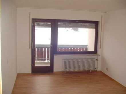 3 Zi.Whg. in Bad Liebenzell-Unterhaugstett mit Balkon
