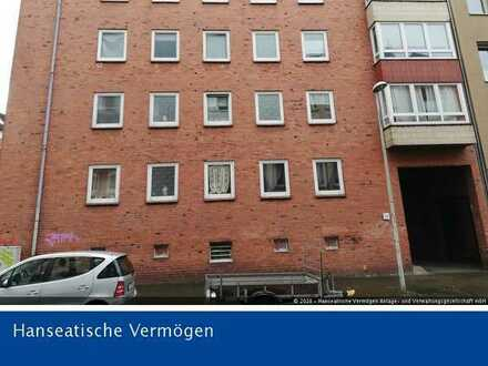 Kiel - Gut gelegene 1 Zimmer Wohnung im 1. OG in Parknähe