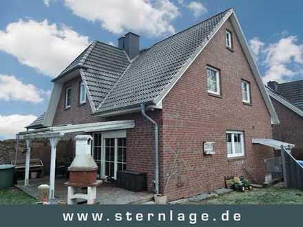 Bad Bramstedt: Doppelhaushälfte in ruhiger Lage