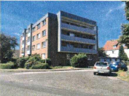 helle 3 Zimmer-Wohnung mit Balkon in Emmerich zu vermieten