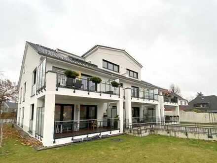 Neuwertige, tolle 2-Zimmer-Erdgeschoß-Wohnung mit riesiger Terrasse