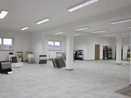 IHR NEUER FIRMENSITZ - Warmhalle, Büro, Wohnung und Lagerhalle