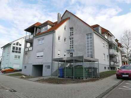 Kapitalanlage! Gemütliche 1-Zimmer-Wohnung mit Balkon, überdachtem Stellplatz und Keller