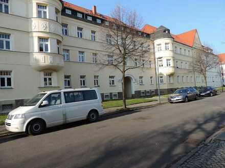 Single-Wohnung mit Balkon im Grünen