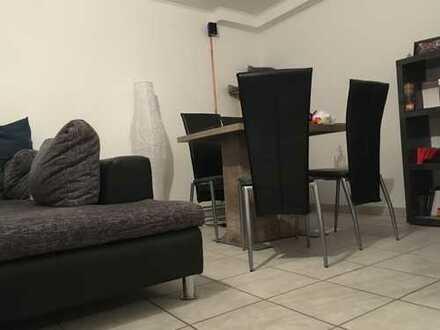 Wohlfühlen in Nauheim für 1 Pers - Einliegerwohnung mit separatem Eingang und neuem Bad zu vermieten