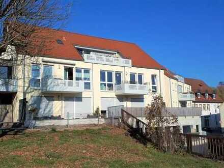 Seniorengerechte, barrierfreie 3-Zi.-Wohnung mit Terrasse in Dielheim