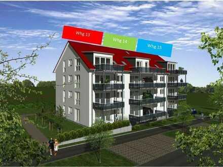 moderne 5-Zimmer Dachgeschosswohnung (Maisonette) in Schwäbisch Hall