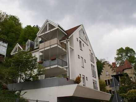 Tolle Maisonetten Wohnung in der Nähe der Stadtmitte